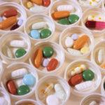 Assorted Medicine Pills in Caps ca. 2001